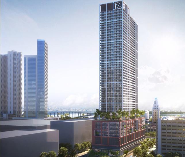 FotoDepartamento en Venta |  en  Miami-dade ,  Florida  al 100