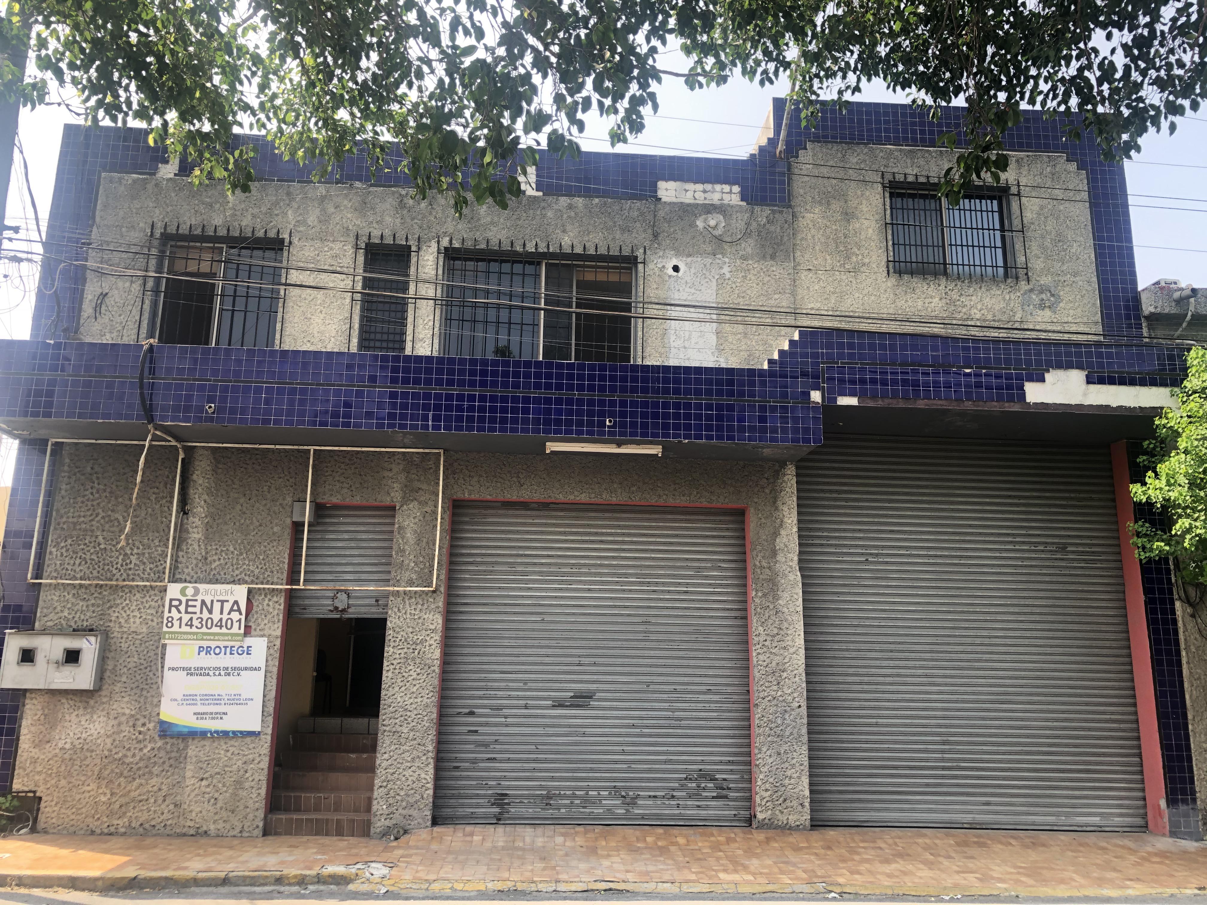 FotoEdificio Comercial en Renta |  en  Monterrey ,  Nuevo León  Renta Edificio calle Ramón Corona 712 Centro Mty