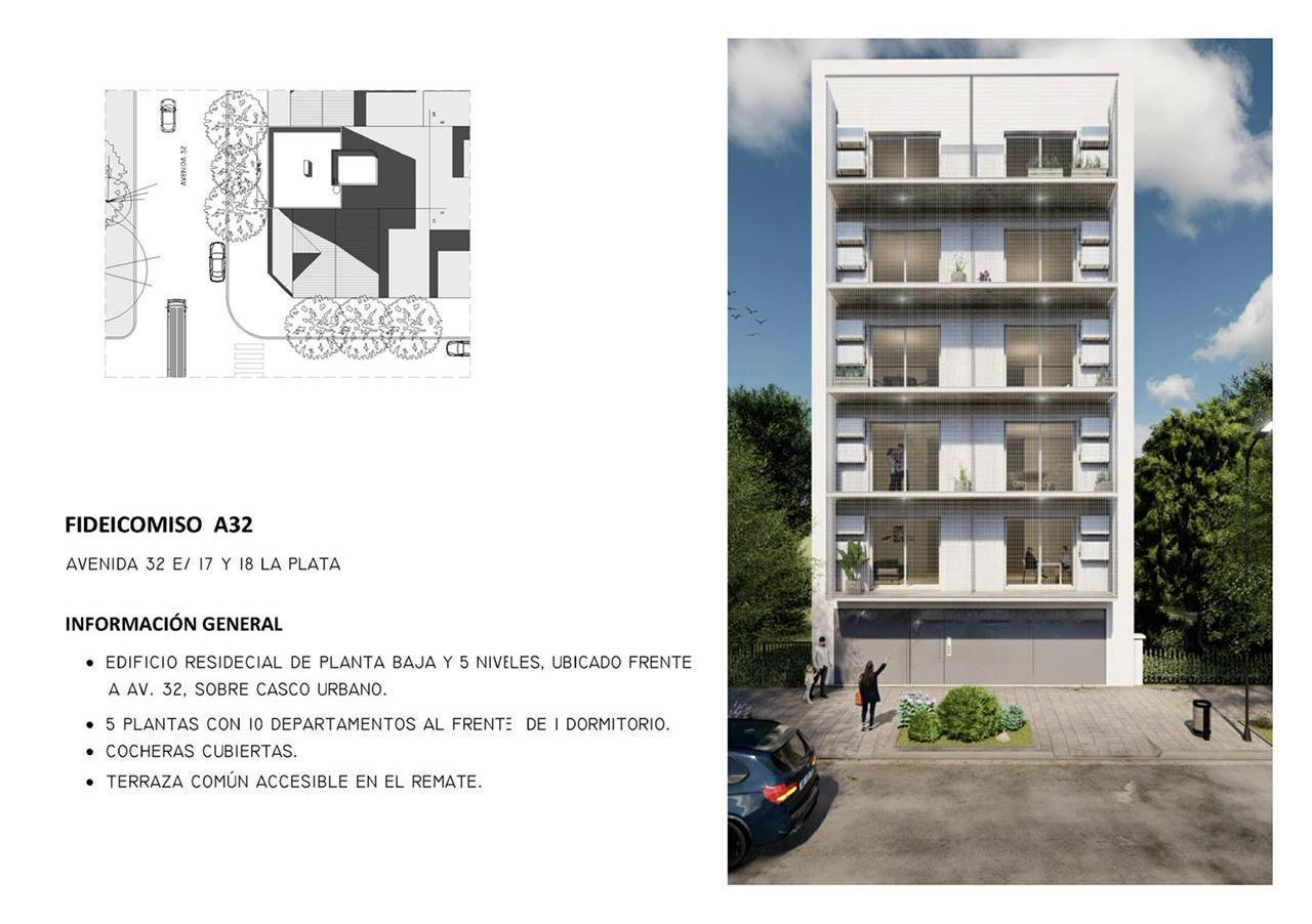 FotoDepartamento en Venta |  en  La Plata ,  G.B.A. Zona Sur  32 e/ 17 y 18