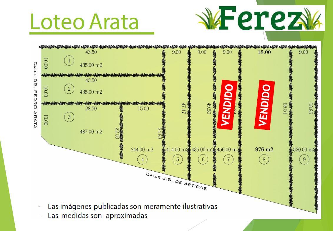FotoTerreno en Venta |  en  Del Viso,  Pilar  Jose Gervasio de Artigas al 6300