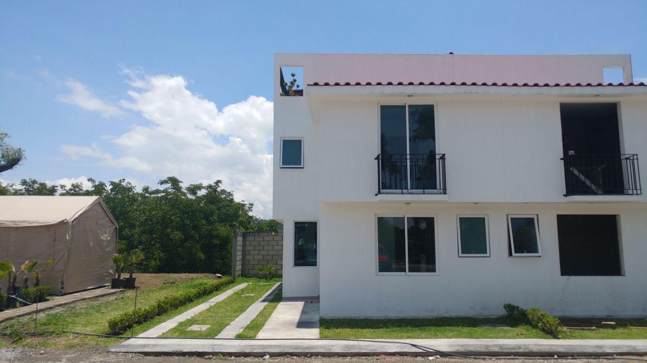 FotoCasa en condominio en Venta |  en  Santiaguito,  Ocoyoacac  Venta Casas Nuevas en fraccionamiento en Ocoyoacac