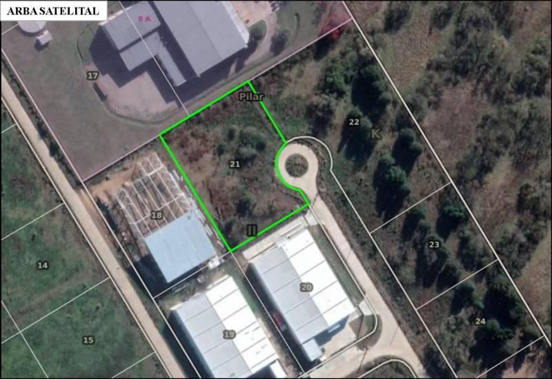 FotoTerreno en Venta |  en  Pilar ,  G.B.A. Zona Norte  Parque Industrial Pilarica Calle 5 Parcela 38 (Cul de Sac)