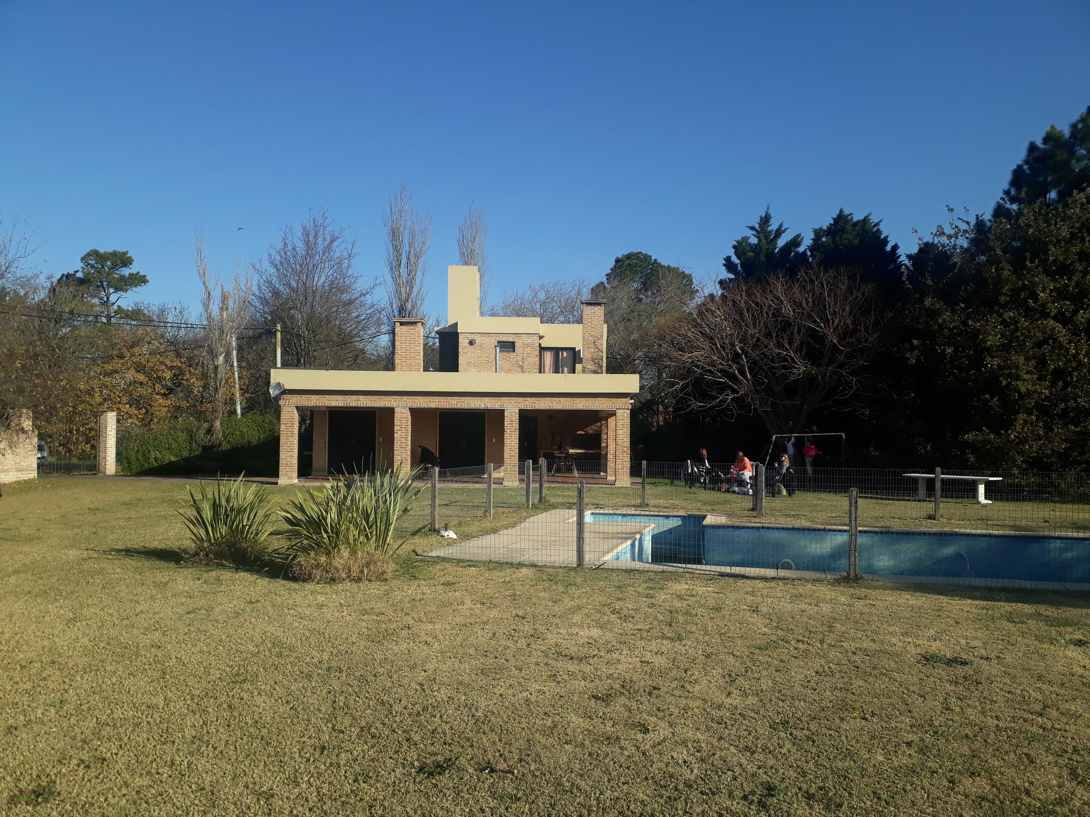 Los Jacarandaes y Los Fresnos - Gaggiotti Inmobiliaria cuenta con más de 50 años desde que se inicio en el negocio de los servicios inmobiliarios.