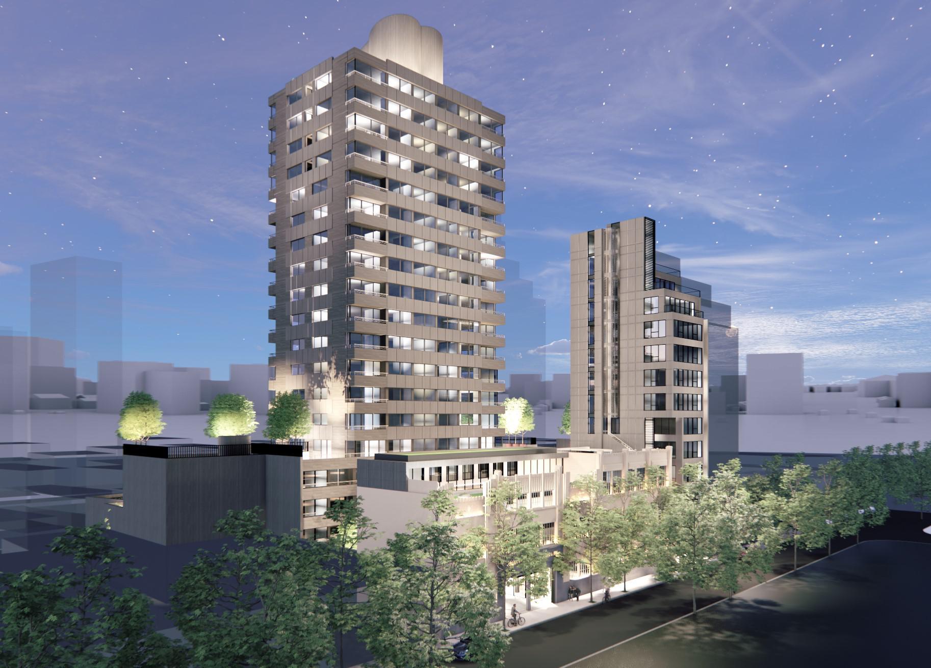 FotoDepartamento en Venta |  en  Centro,  Rosario  Edificio d Eco Distrito Sustentable Departamento 2 Dormitorios con Terraza y Balcón
