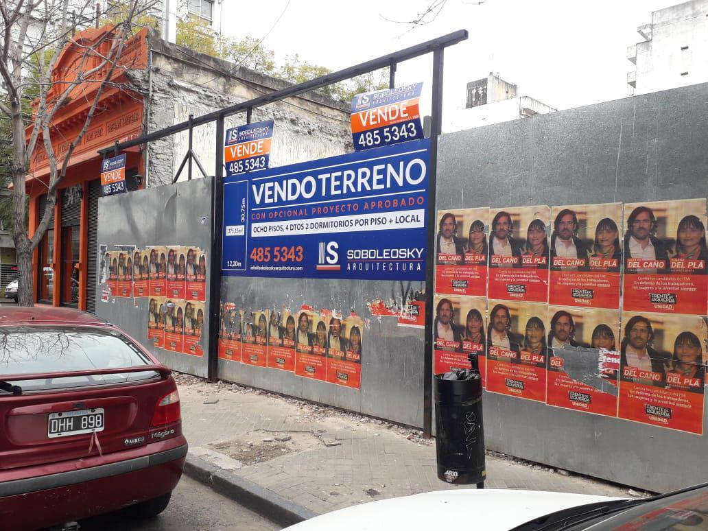 FotoTerreno en Venta    en  Centro,  Rosario  Sarmiento al 1300