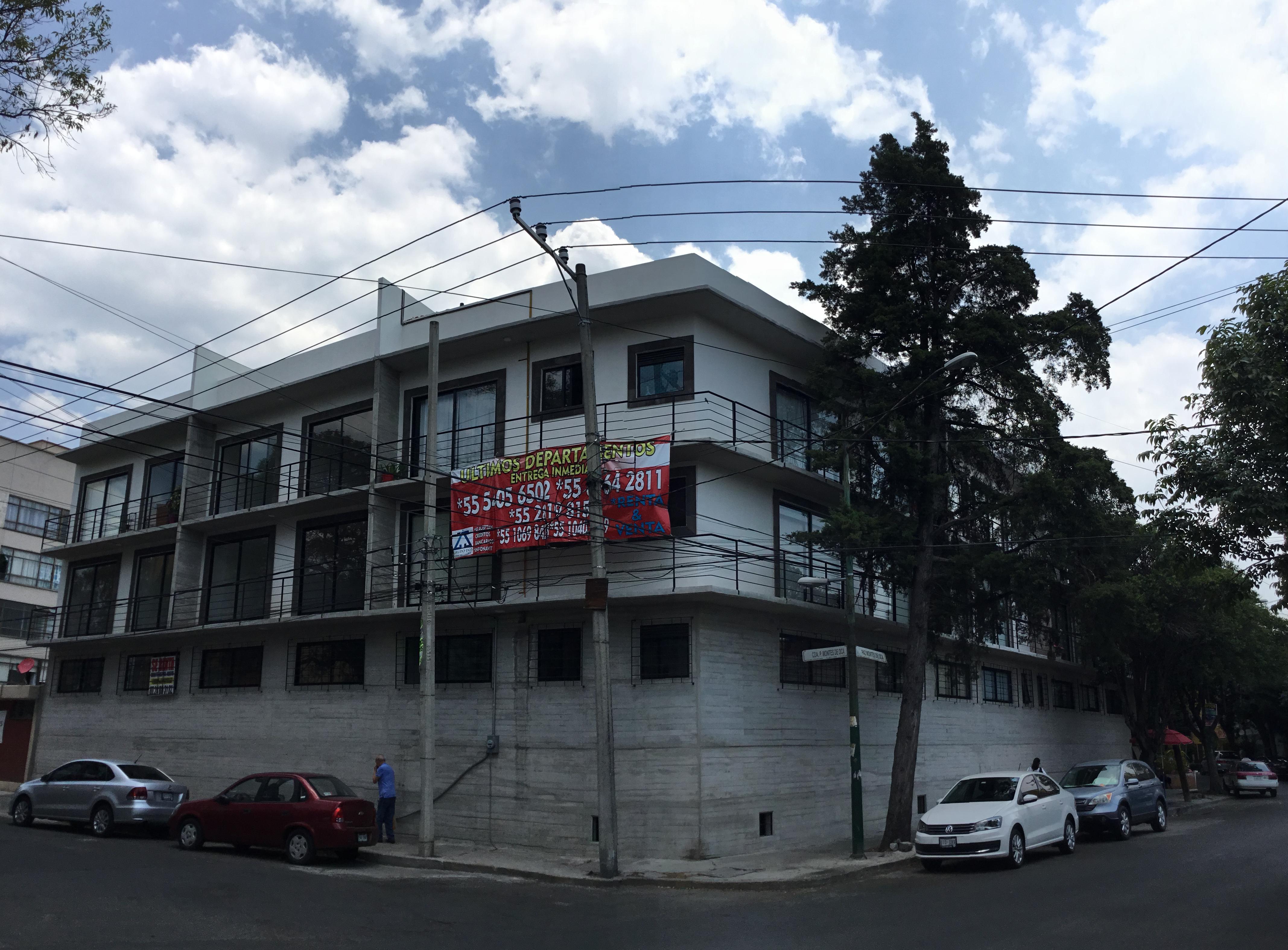 FotoDepartamento en Venta | Renta |  en  General Pedro Maria Anaya,  Benito Juárez  Paz Montes, General Anaya, C.P. 03340, Benito Juarez