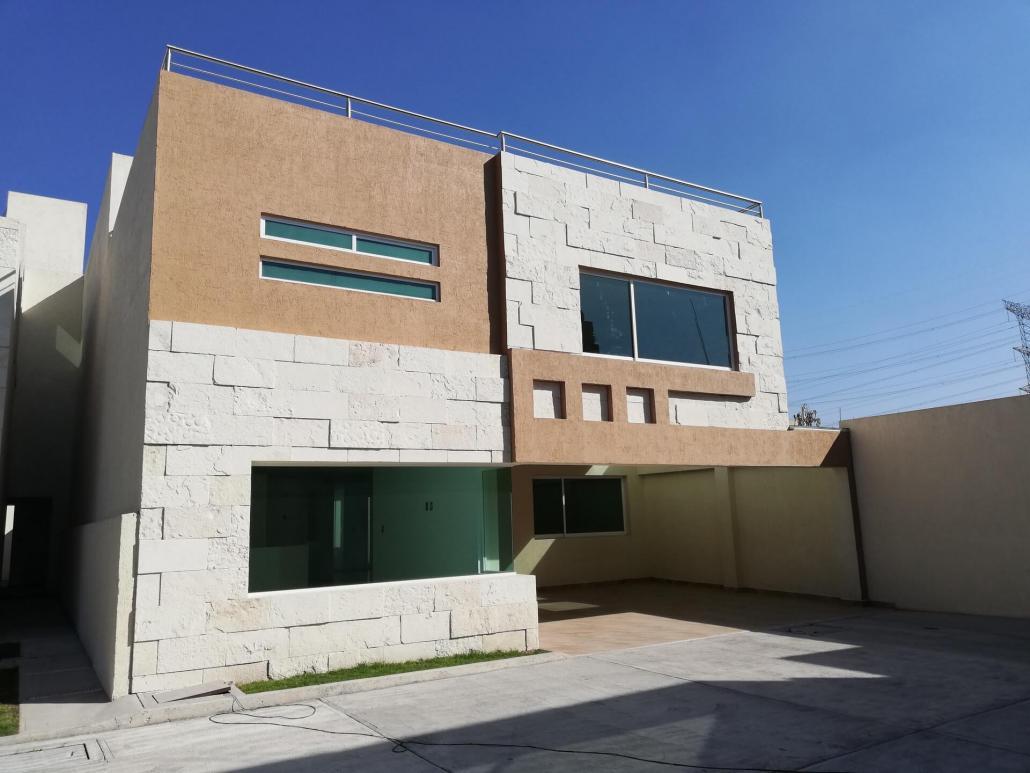 FotoCasa en condominio en Venta |  en  San Jerónimo,  Metepec  Venta de Casa en San Angelín 2, Metepec
