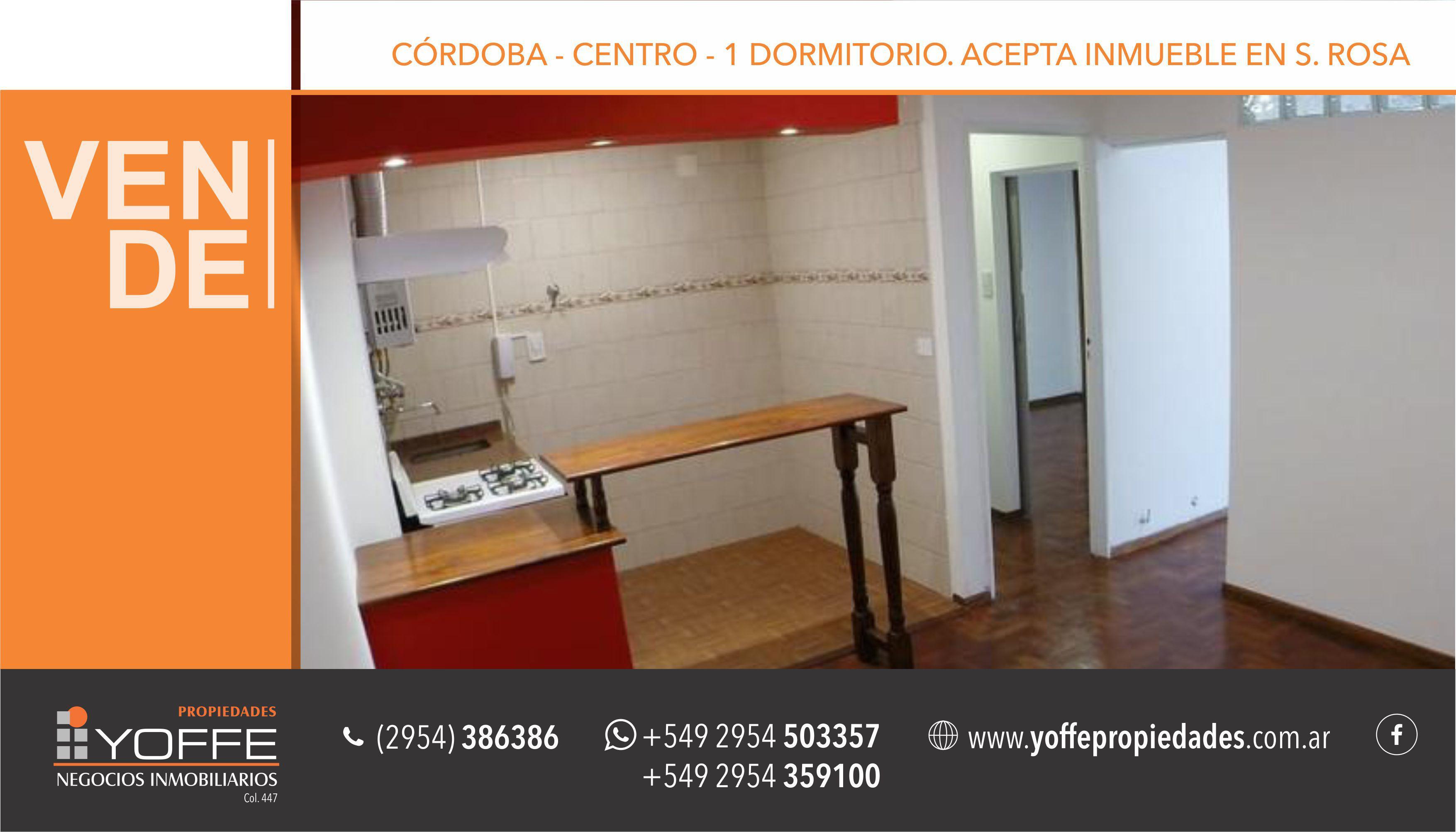 FotoDepartamento en Venta |  en  Centro,  Cordoba  CORDOBA - CENTRO
