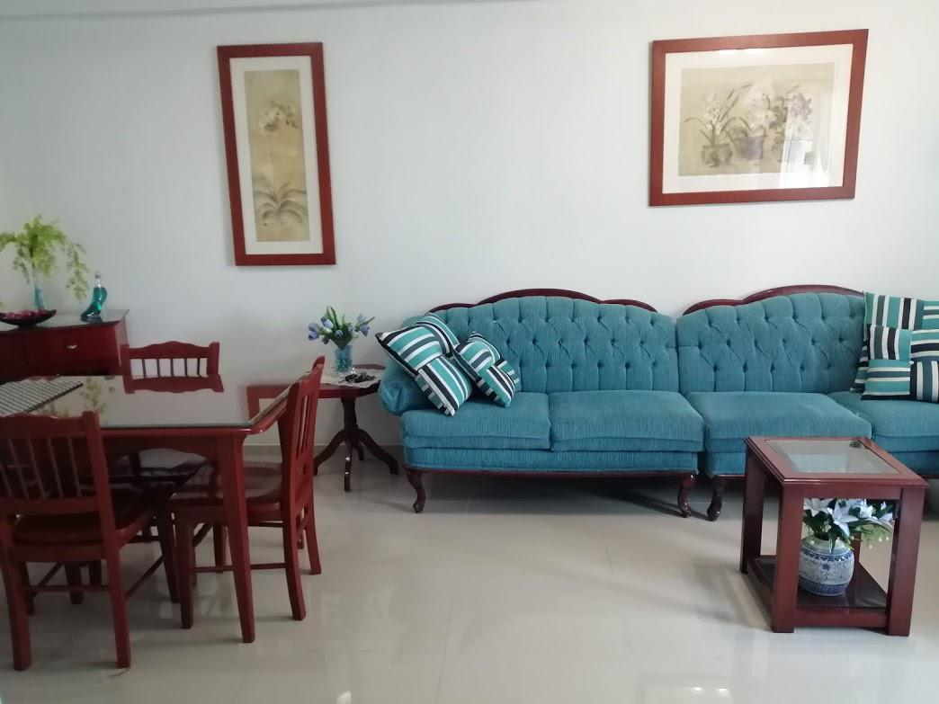 FotoDepartamento en Renta |  en  Miguel Hidalgo ,  Ciudad de Mexico  ¡DPTO AMUEBLADO LISTO PARA HABITAR!