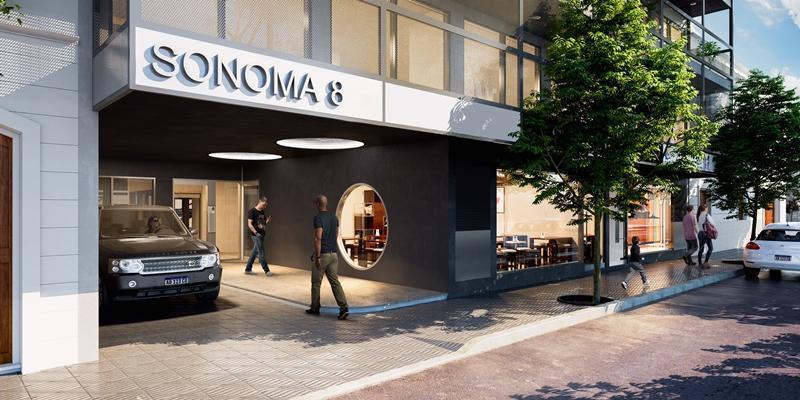 FotoDepartamento en Venta    en  General Paz,  Cordoba  Sonoma 8 - PRE venta - Departamento 2 dormitorios - General Paz