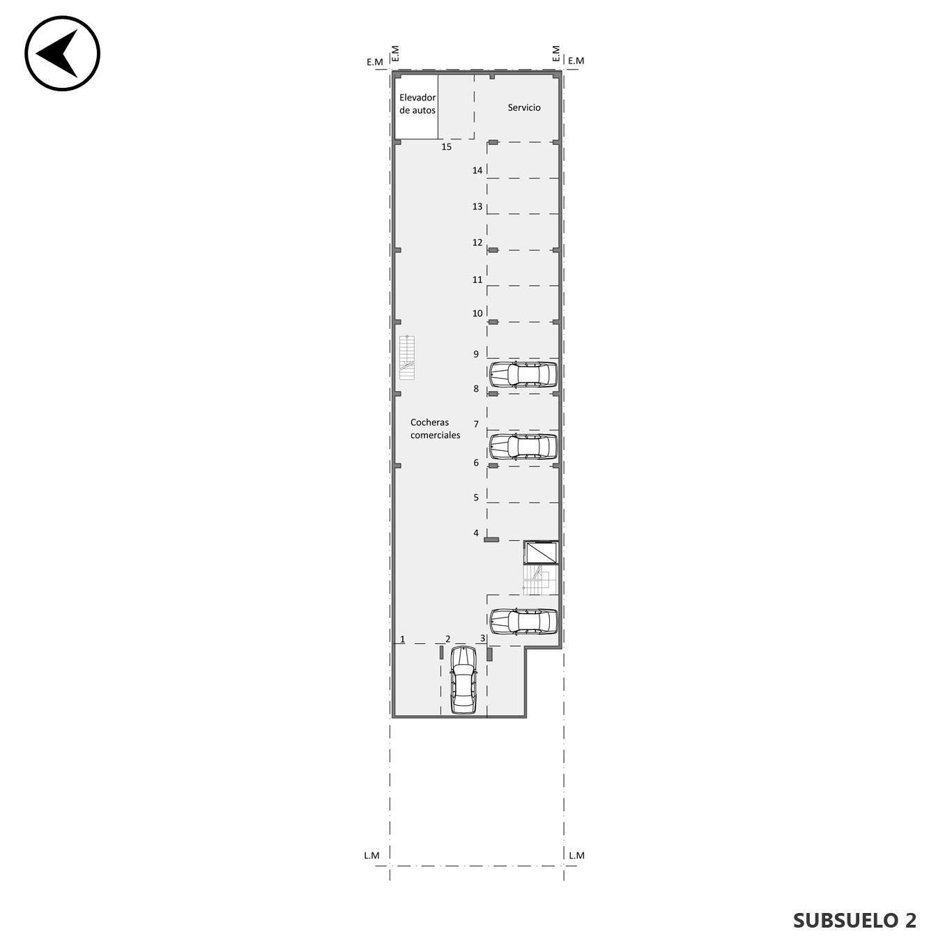 Venta departamento 3 dormitorios Rosario, Centro. Cod CBU24681 AP2297778. Crestale Propiedades