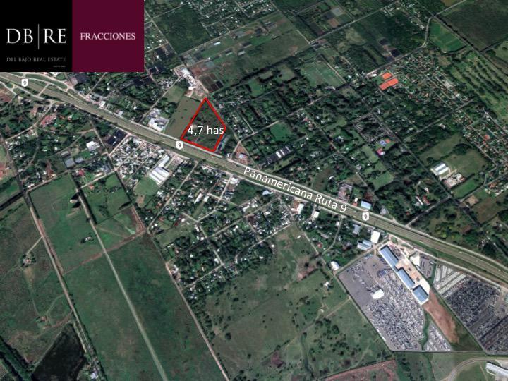 FotoTerreno en Venta |  en  Loma Verde,  Escobar  Colectora Oeste Panamericana Ruta 9 km 55,5