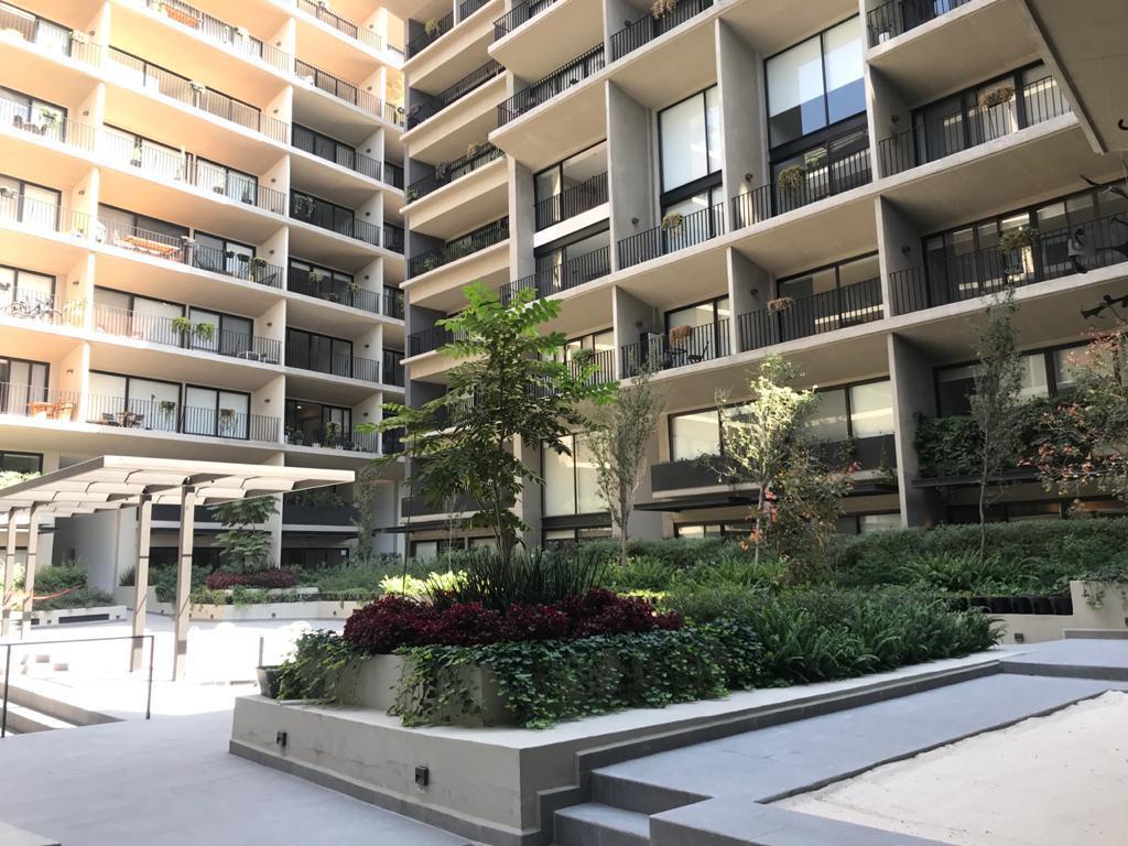 FotoDepartamento en Renta |  en  Fraccionamiento Jardines del Moral,  León  Loft en renta en Edificio Naran