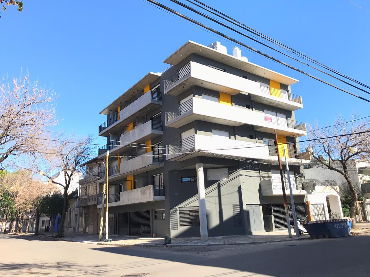 FotoDepartamento en Venta |  en  Luis Agote,  Rosario  San Lorenzo 3405 - Monoambiente a Estrenar Zona Facultad de Medicina