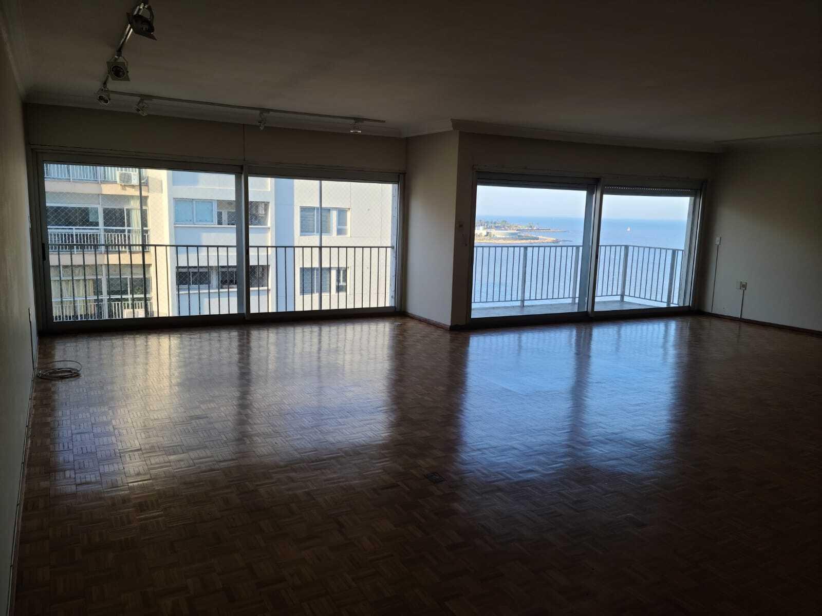 FotoDepartamento en Alquiler |  en  Pocitos ,  Montevideo  Guayaqui y Rbla