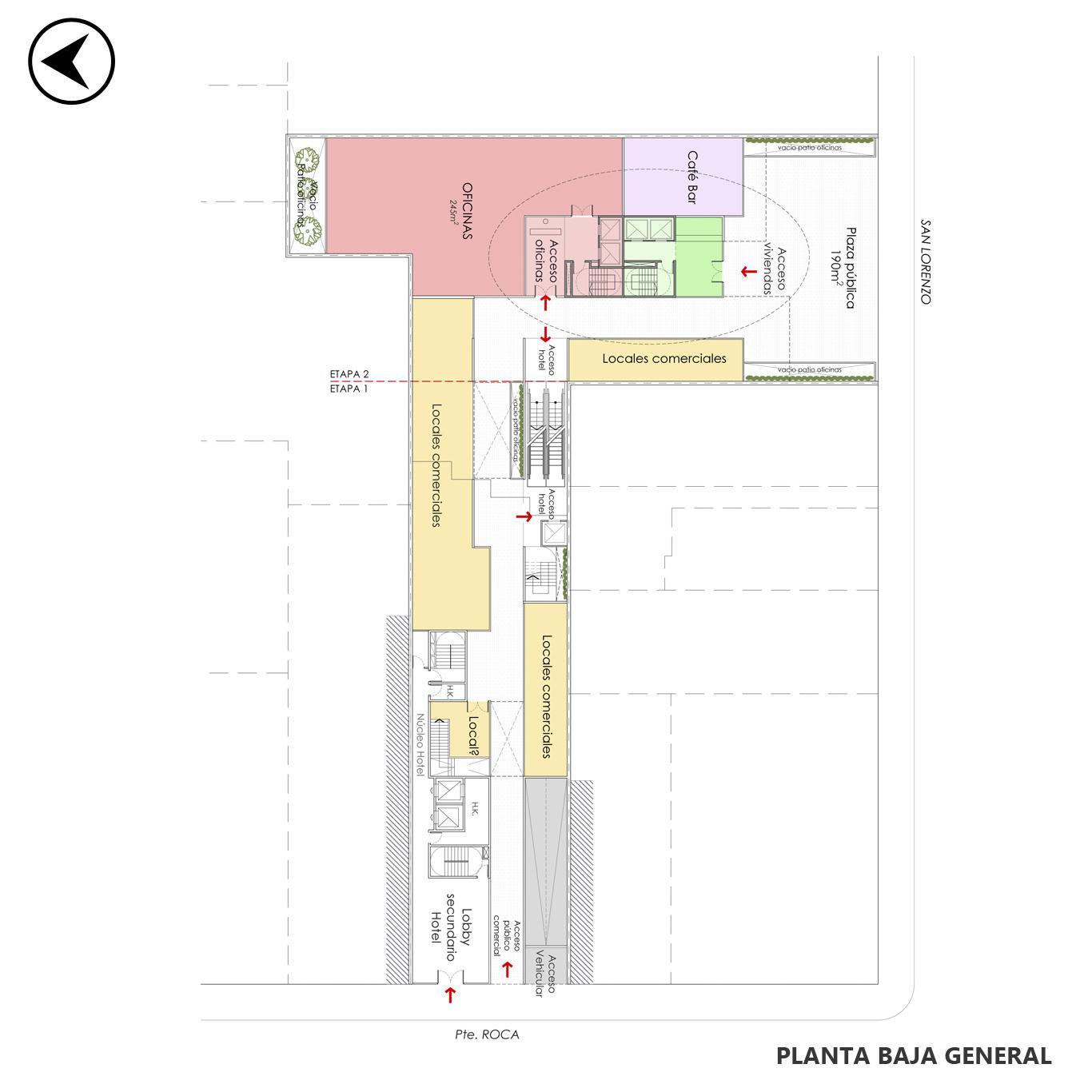 Venta departamento 1 dormitorio Rosario, Centro. Cod CBU23680 AP2226770. Crestale Propiedades