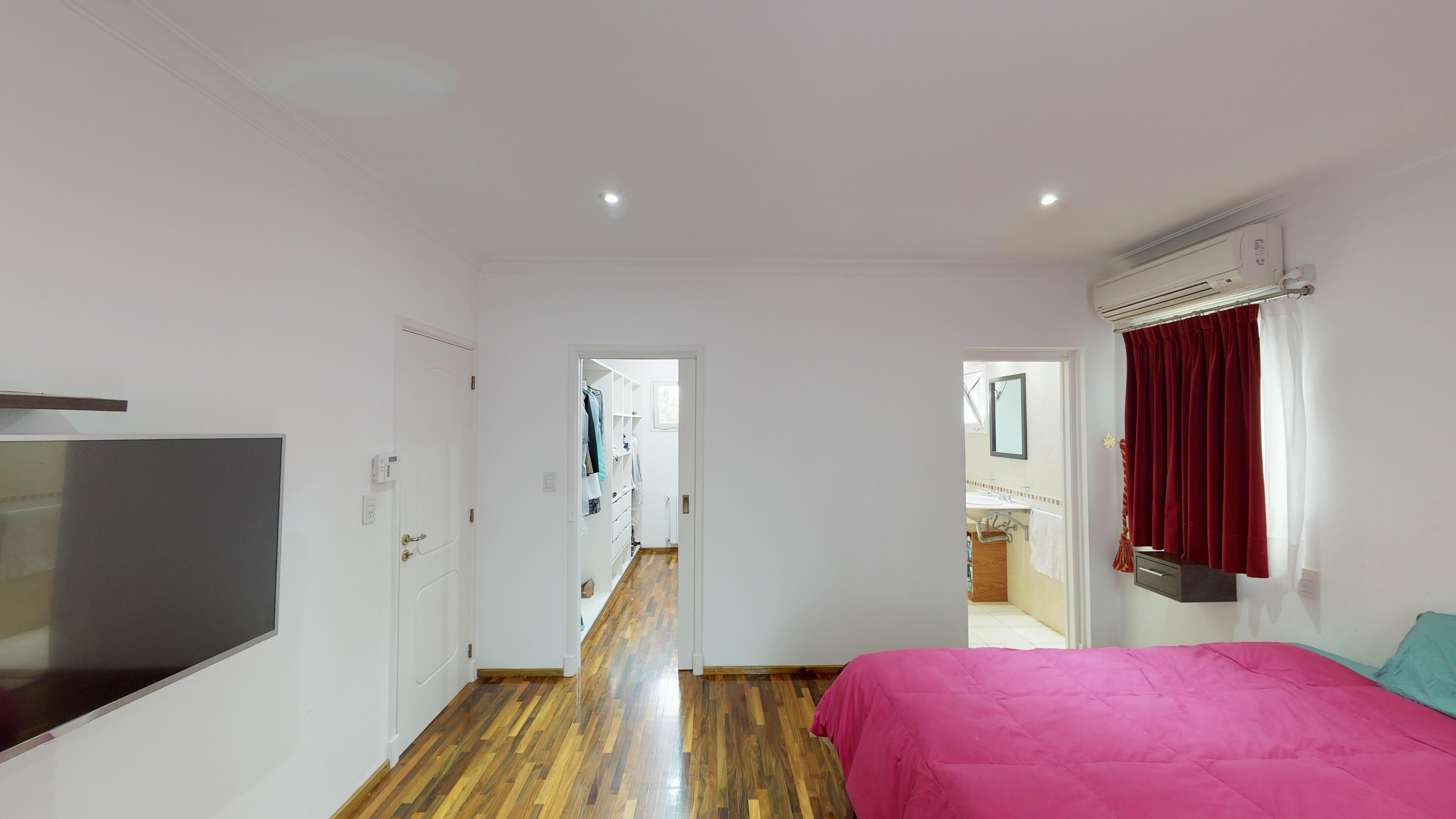 Dormitorio 4 en Suite con cambiador