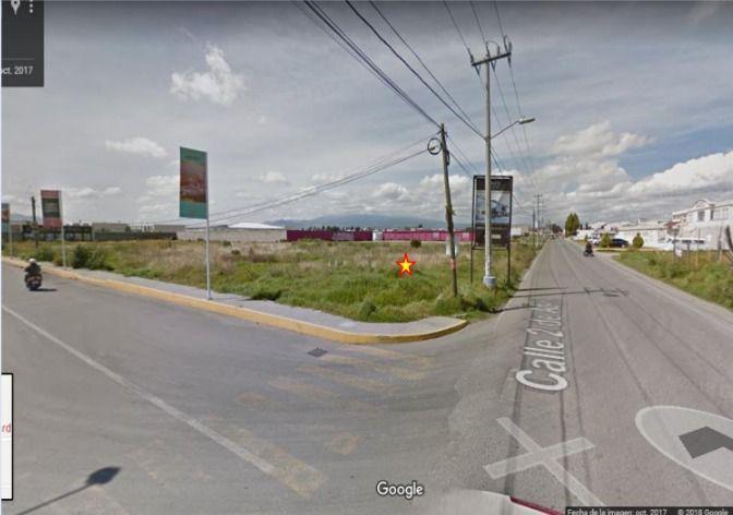 FotoTerreno en Venta |  en  Santa María,  San Mateo Atenco  Terreno en Venta, San Mateo Atenco, 6,250m2