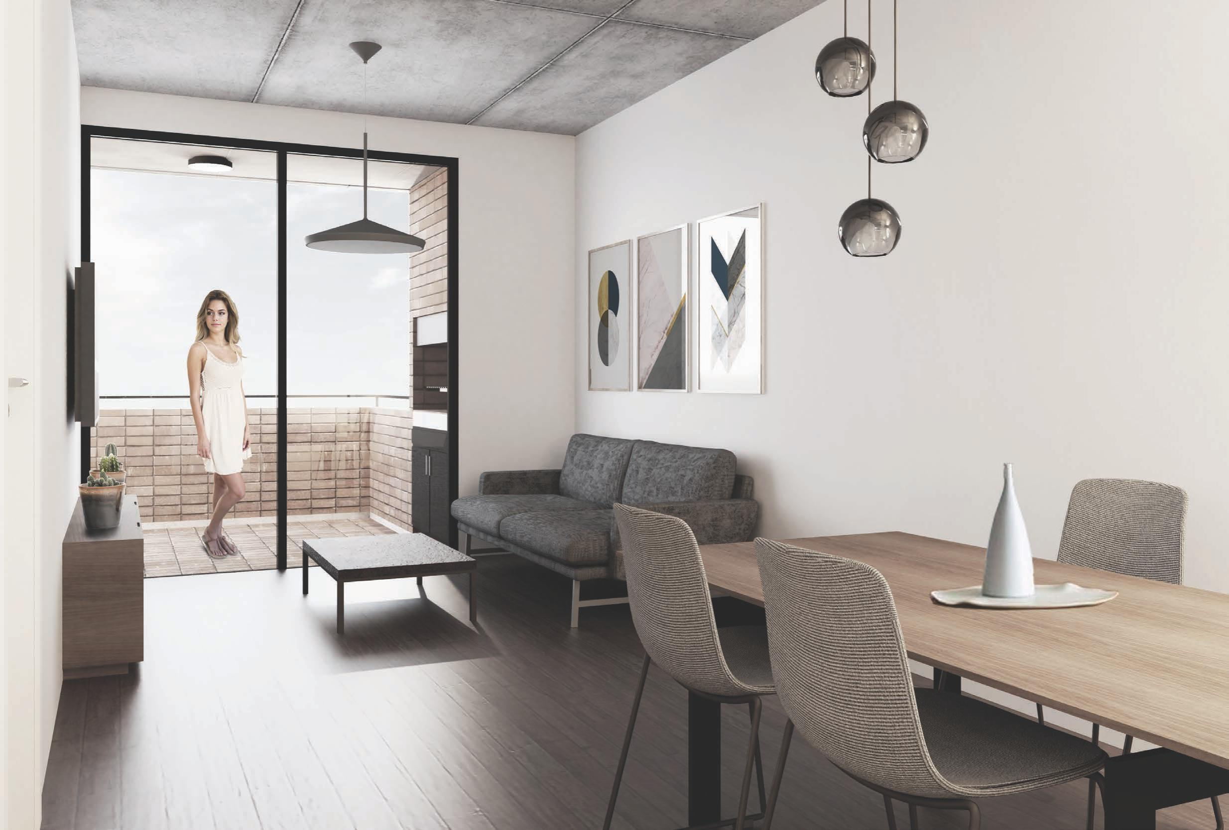 FotoDepartamento en Venta    en  Chacarita ,  Capital Federal  Charlone al 100