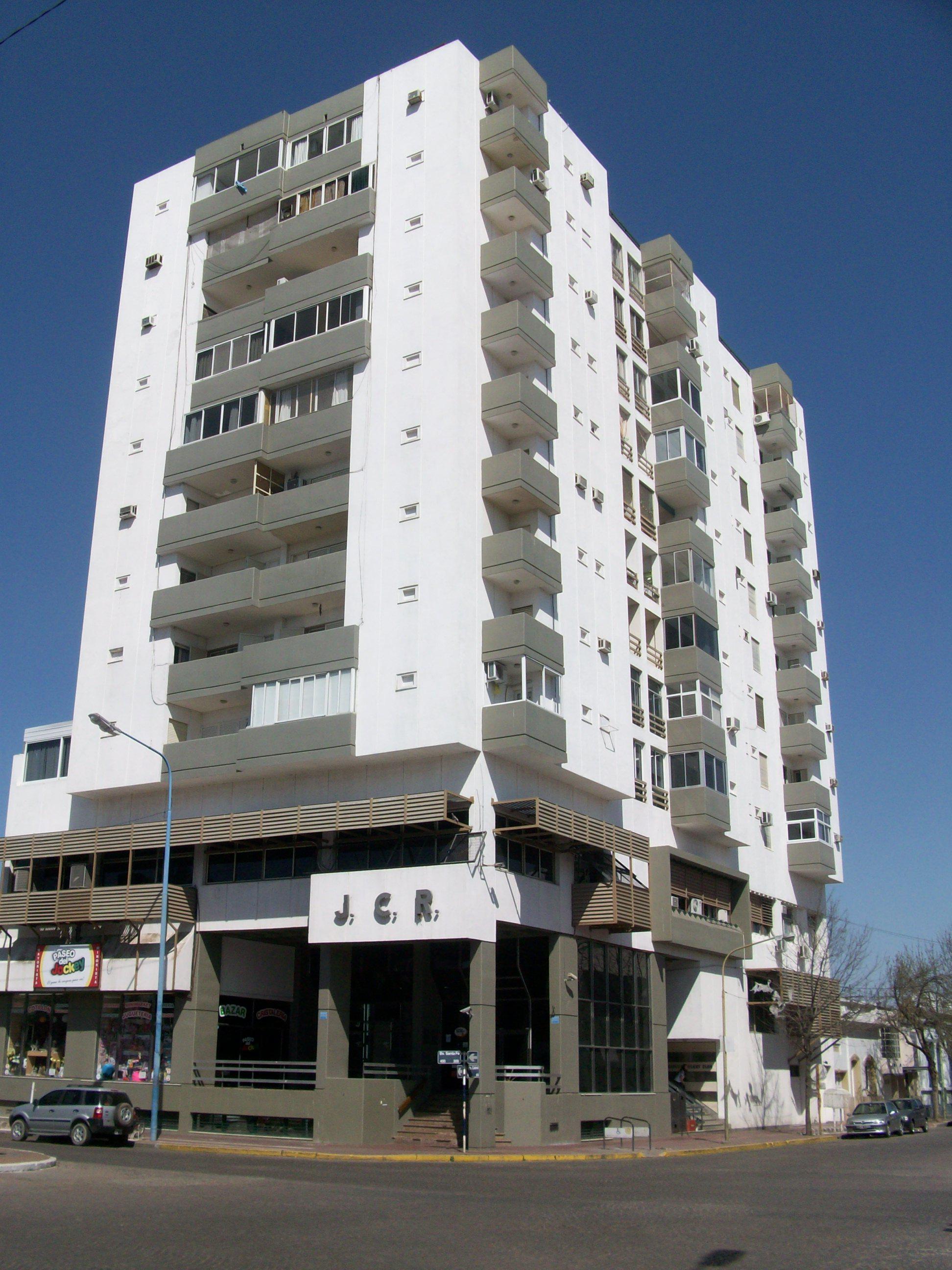 """Edificio Jockey Club- 8vo.Piso """"B"""" - Gaggiotti Inmobiliaria cuenta con más de 50 años desde que se inicio en el negocio de los servicios inmobiliarios."""