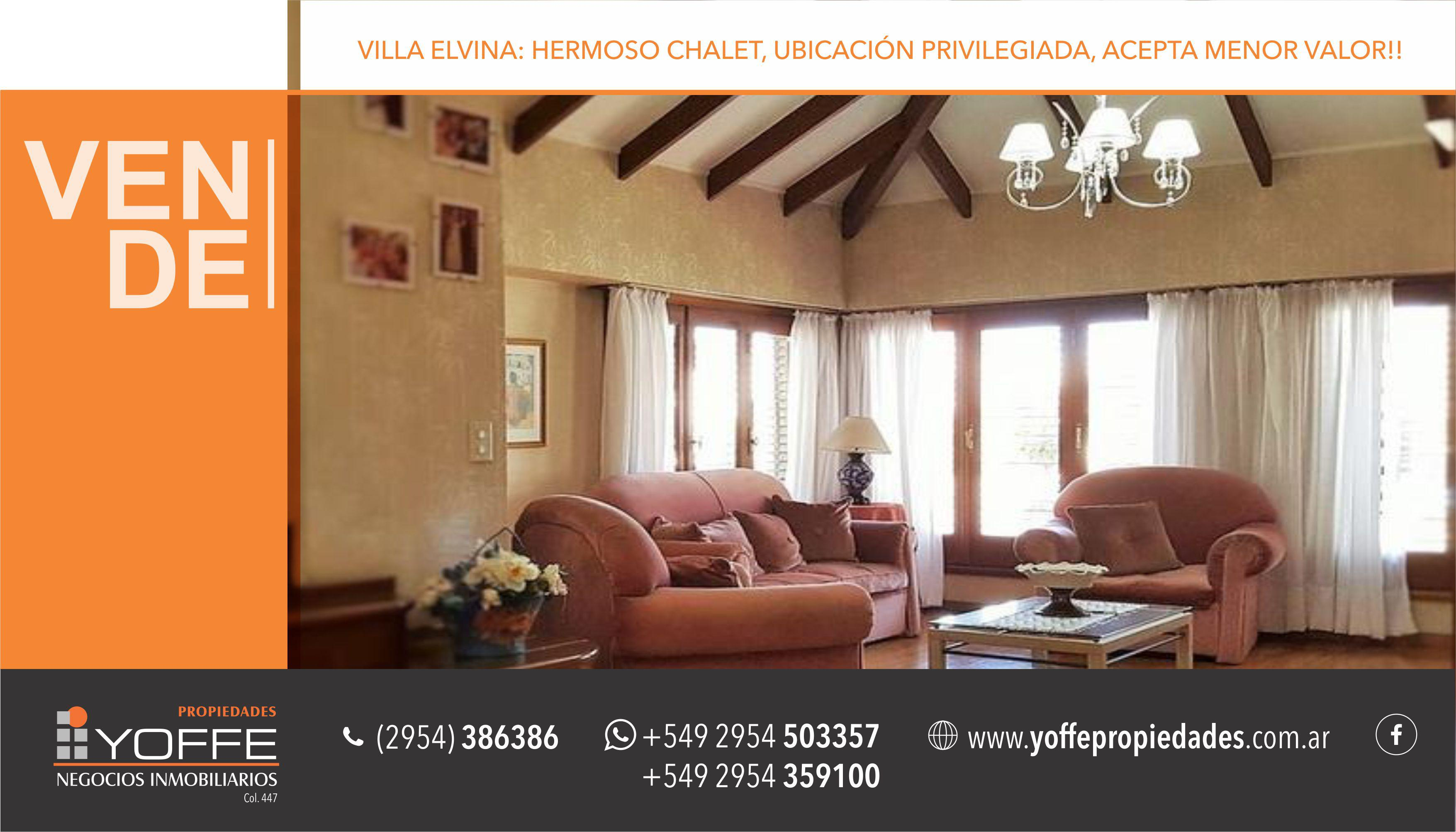 FotoCasa en Venta    en  Villa Elvina,  Santa Rosa  VIlla Elvina