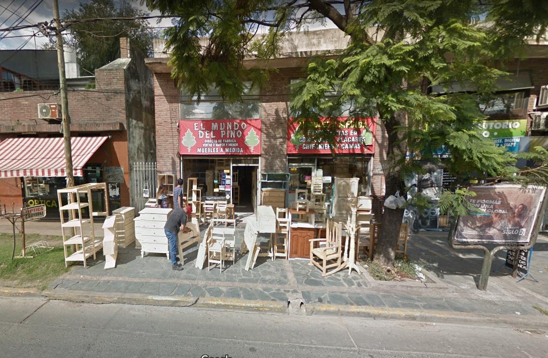 FotoLocal en Alquiler |  en  Centro (Moreno),  Moreno  Av. Libertador al 600