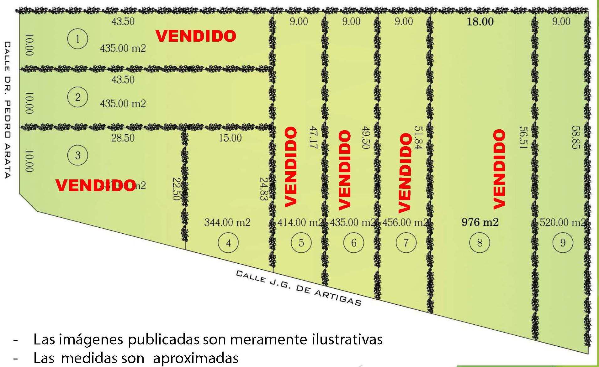 FotoTerreno en Venta |  en  Jose Clemente Paz ,  G.B.A. Zona Norte  Jose Gerbasio de Artigas al 6300