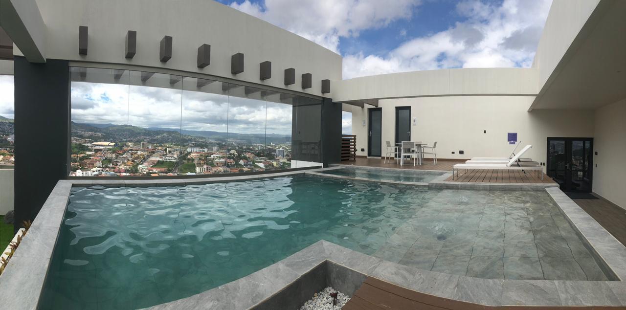 FotoDepartamento en Renta    en  La Cumbre,  Tegucigalpa  Apartamento en Renta Torre Aria