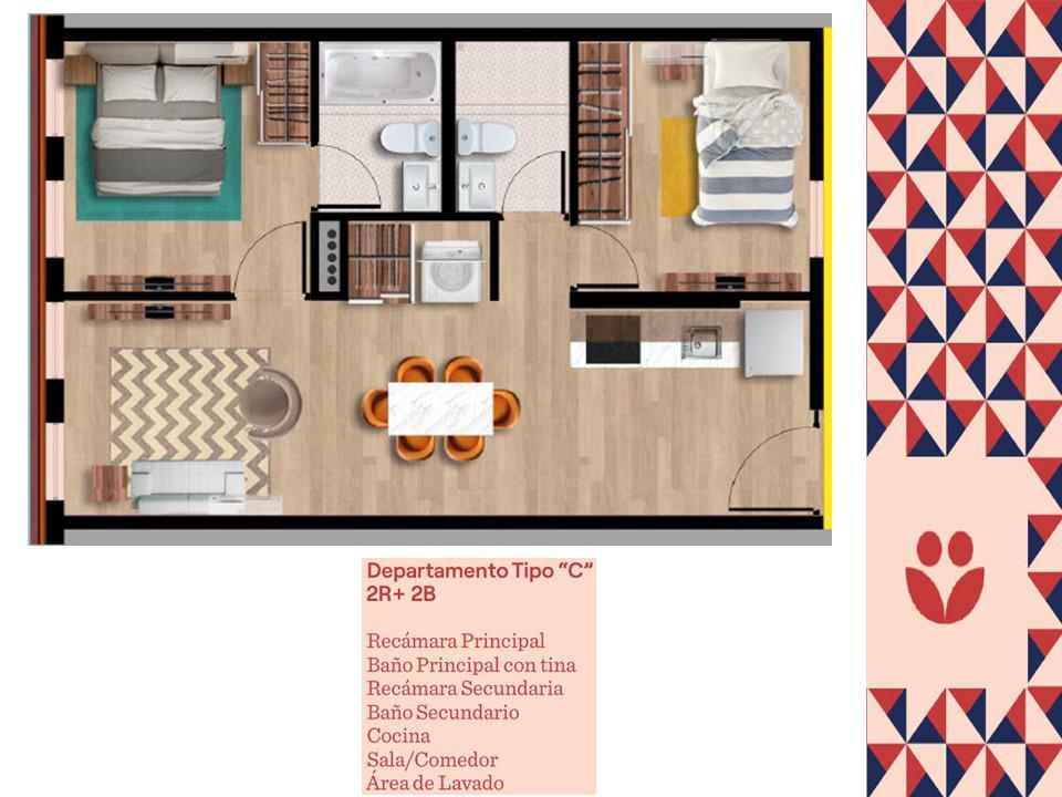 FotoDepartamento en Venta |  en  Centro,  Monterrey  Pre Venta, Departamentos  Zona Privilegiada en el Centro Monterrey
