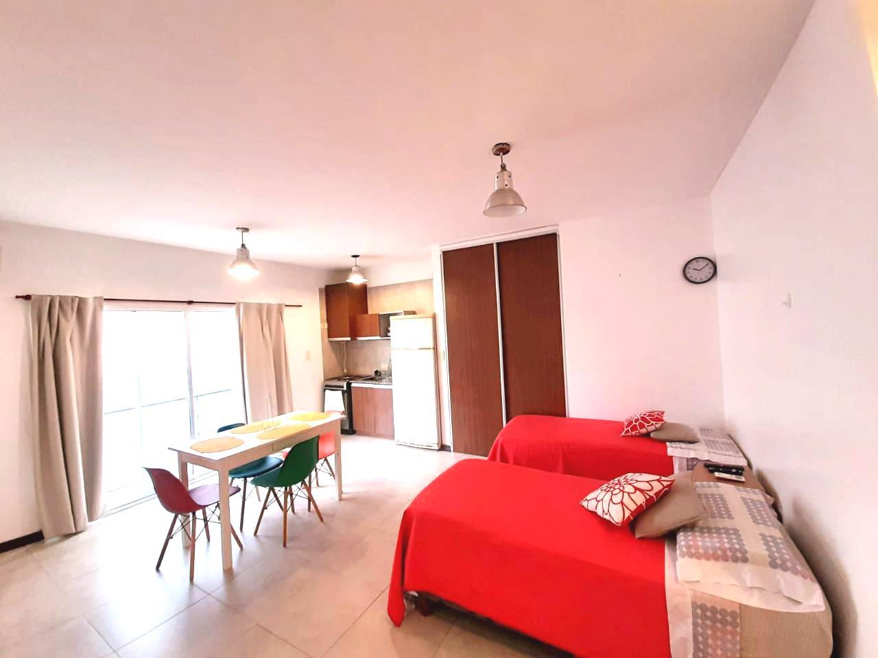 FotoDepartamento en Alquiler temporario |  en  Abasto ,  Capital Federal  Aguero al 700