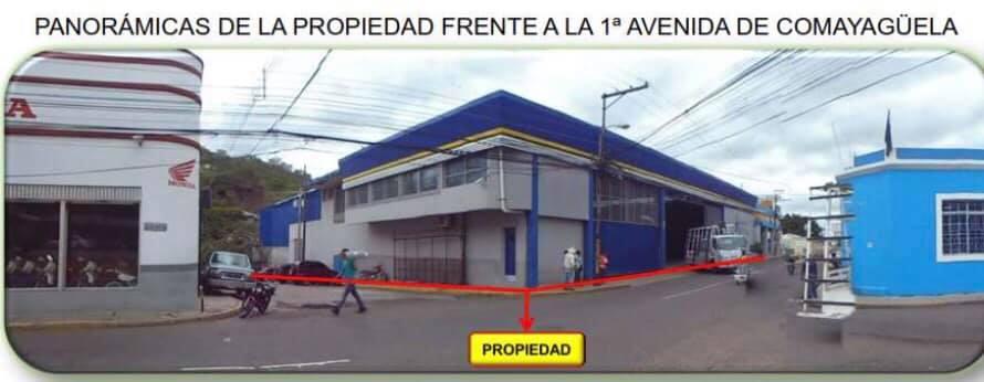 FotoBodega Industrial en Renta |  en  Comayaguela,  Tegucigalpa  Bodega En Renta El Obelisco Comayaguela Tegucigalpa
