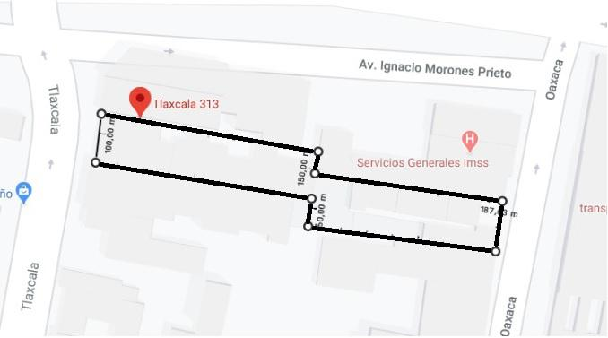FotoTerreno en Venta |  en  Independencia,  Monterrey  Terreno Independencia cerca Morones Prieto. Alta plusvalía