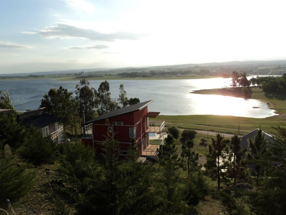 FotoTerreno en Venta |  en  Villa Ciudad De America,  Santa Maria  Lago Los Molinos Lote 18A Valle Azul Country Club