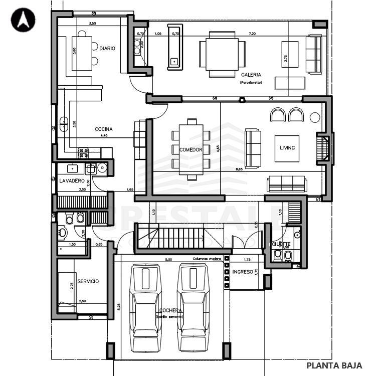 Venta casa 4 dormitorios Rosario, Fisherton. Cod 3901. Crestale Propiedades