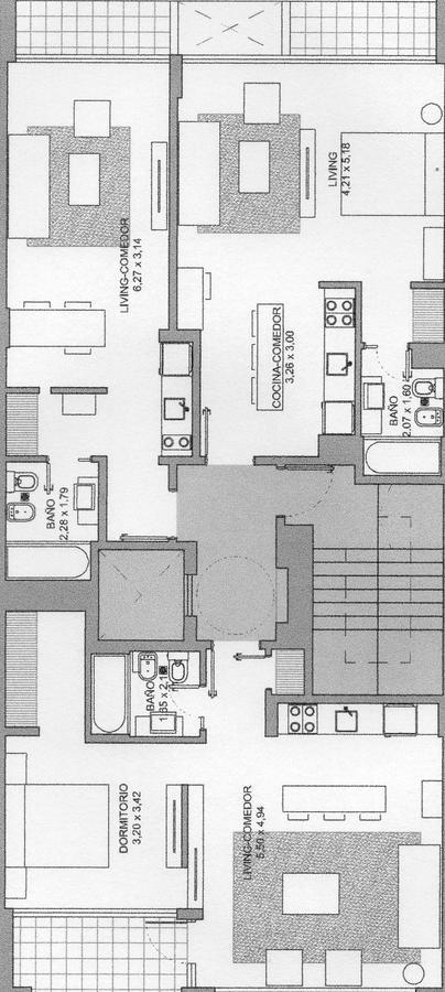 FotoDepartamento en Venta |  en  Villa Urquiza ,  Capital Federal  LUGONES al 2200