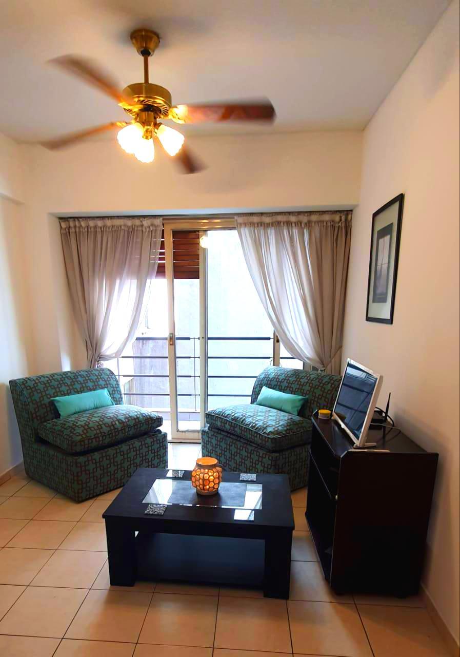 FotoDepartamento en Alquiler temporario |  en  Recoleta ,  Capital Federal  Marcelo T Alvear al 1200