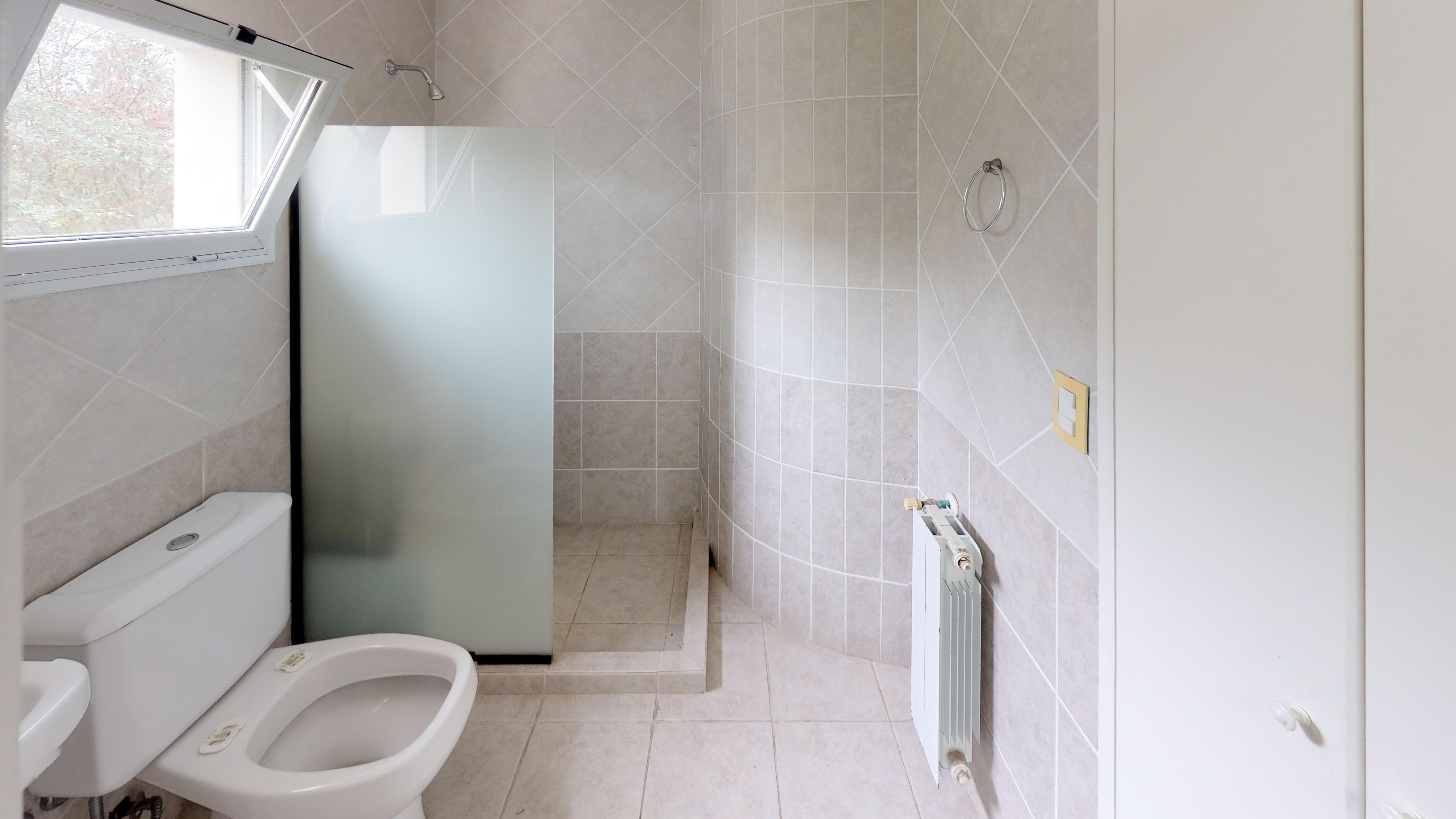 Baño cuarto de planchado