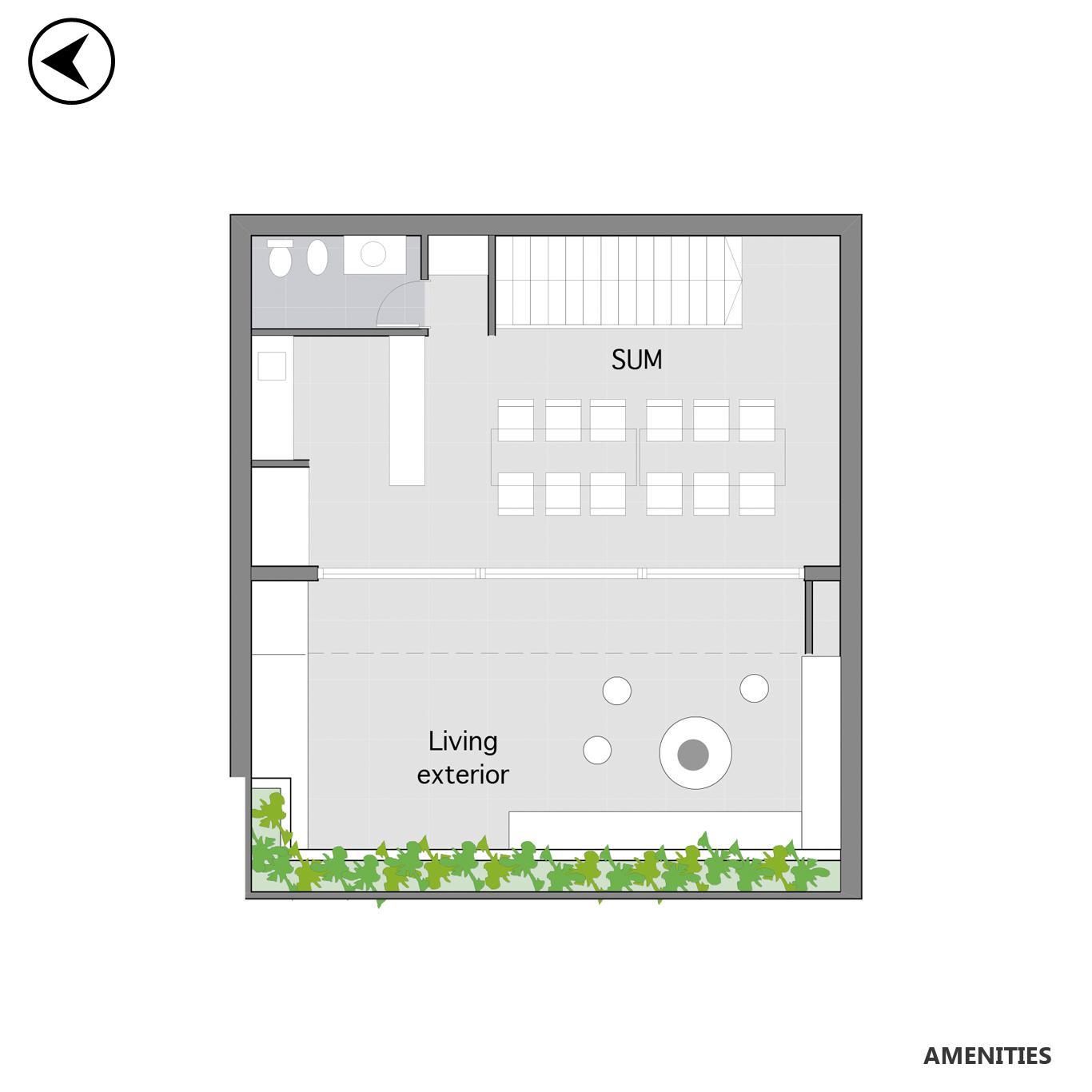 Venta departamento 2 dormitorios Rosario, Martin. Cod CBU24537 AP2284915. Crestale Propiedades