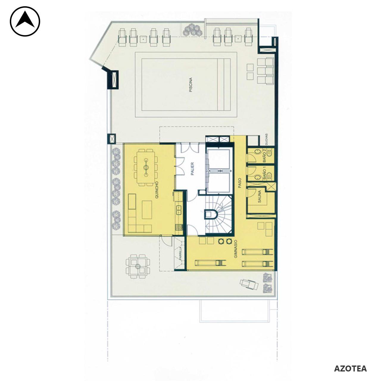 Venta departamento 3+ dormitorios Rosario, Centro. Cod CAP1430171. Crestale Propiedades