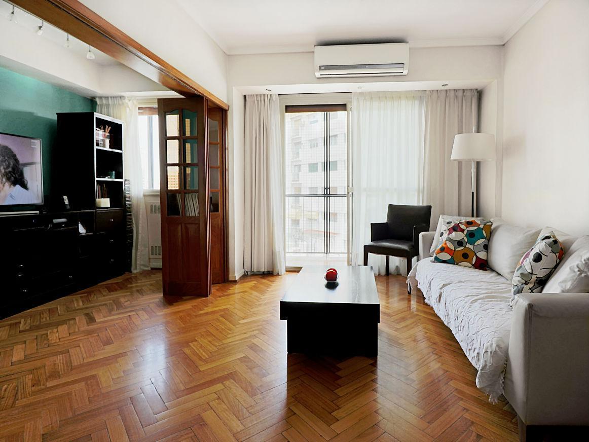 FotoDepartamento en Venta |  en  Palermo ,  Capital Federal  Av. Las Heras al 3800 13º