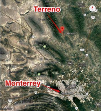 FotoTerreno en Venta |  en  Magdalena ,  Sonora  Terreno en Venta, Salinas Victoria, Nuevo León