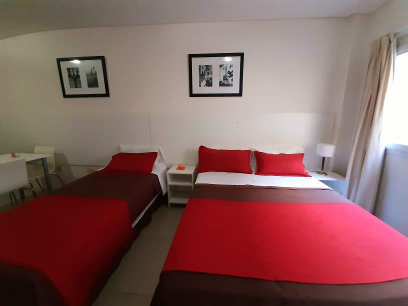 FotoDepartamento en Alquiler temporario |  en  Recoleta ,  Capital Federal  Arenales al 2500