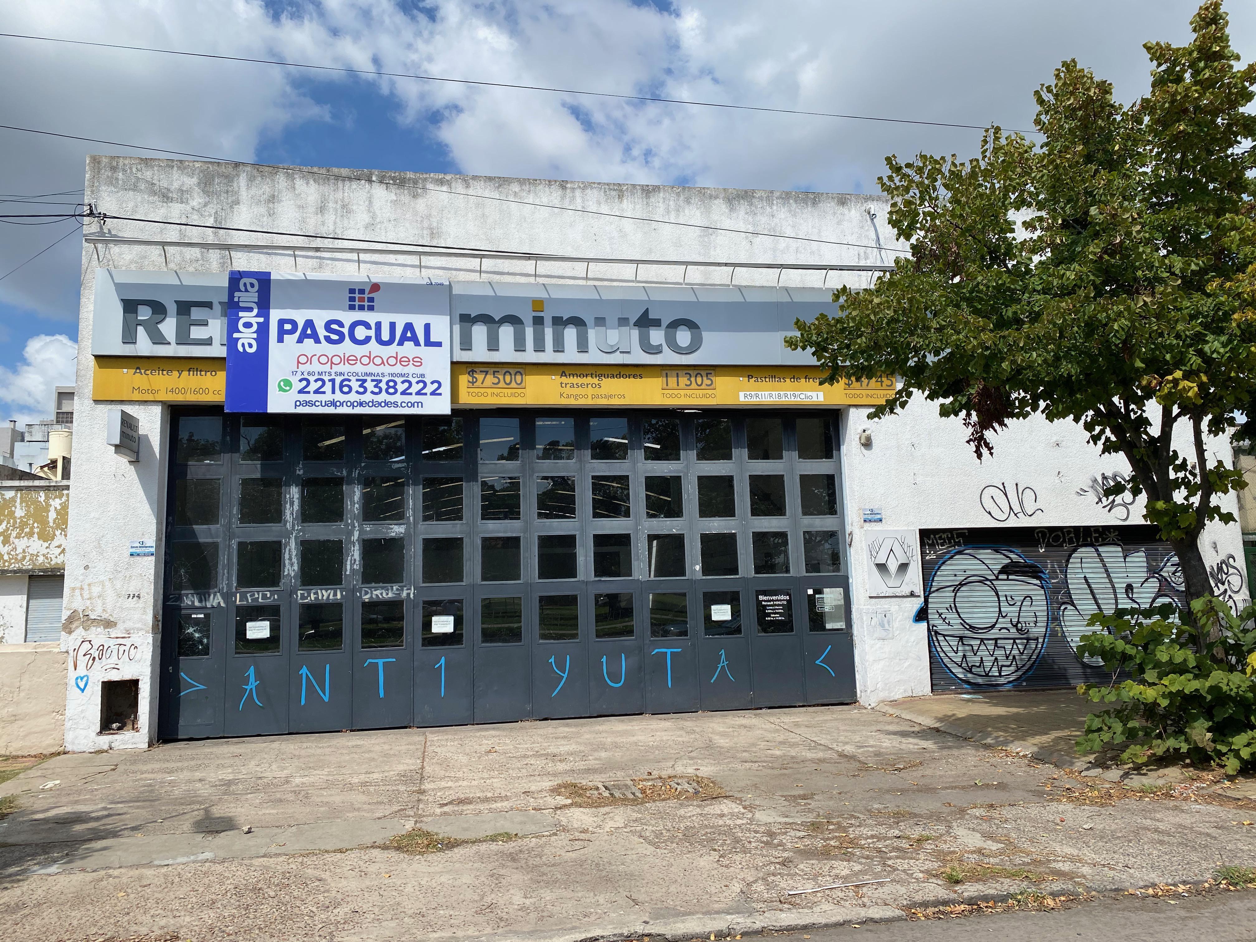 FotoLocal en Alquiler |  en  La Plata ,  G.B.A. Zona Sur  32 e/ 10 y 11