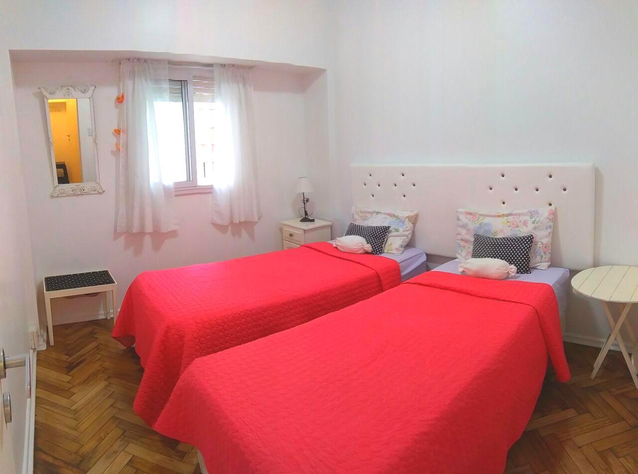 FotoDepartamento en Alquiler temporario |  en  Barrio Norte ,  Capital Federal  PARAGUAY entre  y