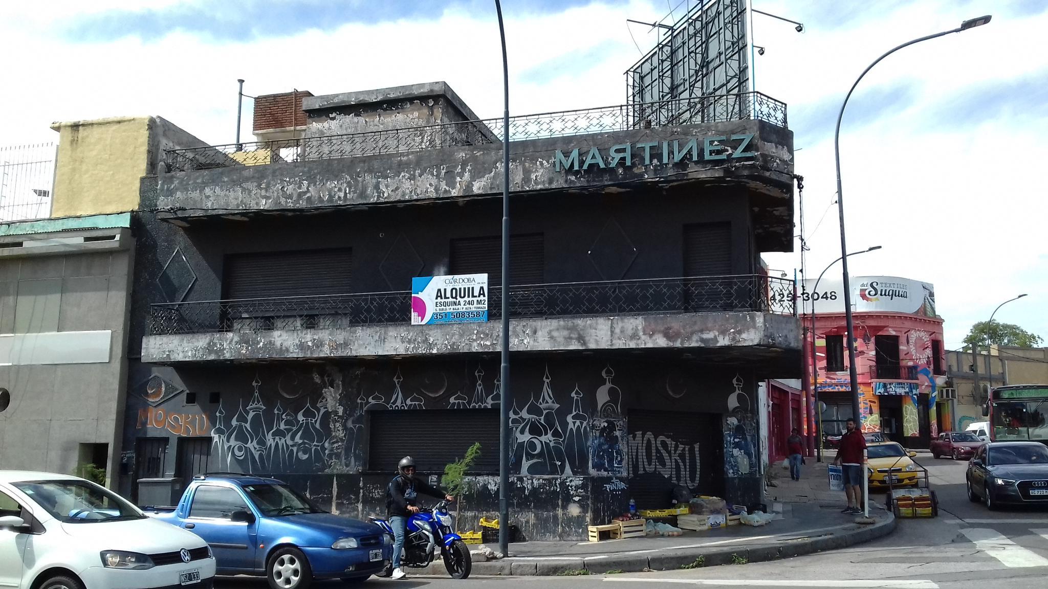 FotoLocal en Alquiler    en  Cofico,  Cordoba Capital  Las Heras al 200
