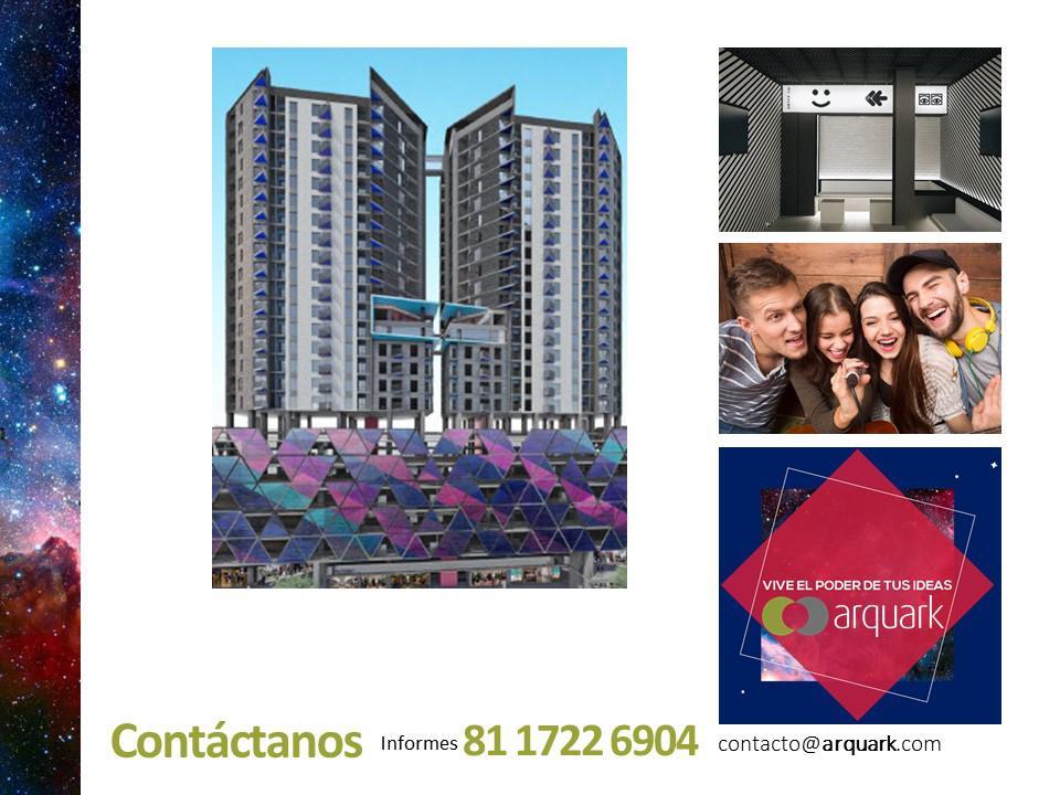 FotoDepartamento en Venta |  en  Centro,  Monterrey  PreVenta Departamento cerca Área Medica UANL