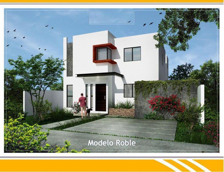 FotoCasa en condominio en Venta    en  Conkal ,  Yucatán  KANAN  privada residencial MOD.ROBLE