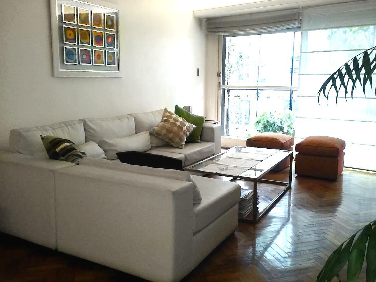 FotoDepartamento en Venta |  en  P.Las Heras,  Barrio Norte  Salguero al 2100 3º
