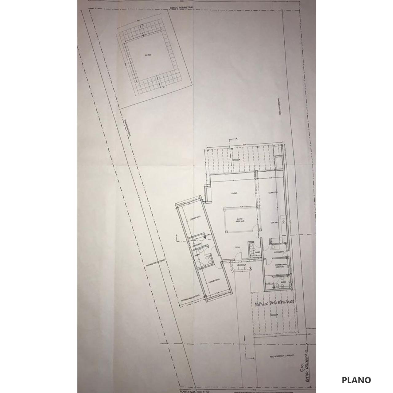 Venta casa 3 dormitorios Rosario, . Cod CHO1558687. Crestale Propiedades