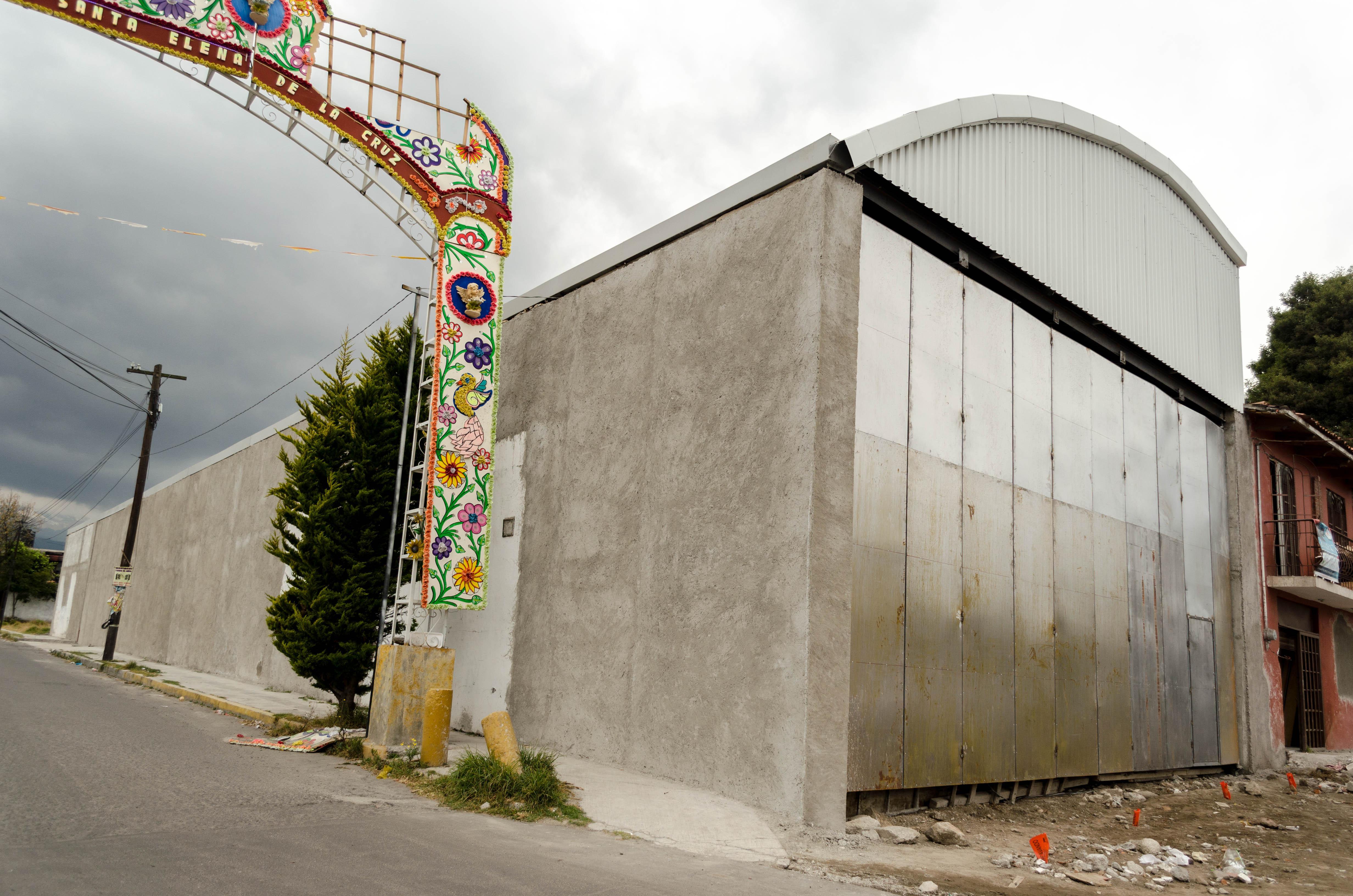 FotoBodega de Guardado en Renta |  en  Cacalomacan,  Toluca  Renta de Bodega en Toluca
